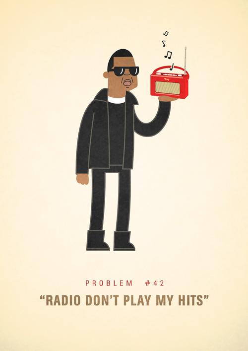 Ali Graham, 99 Problems