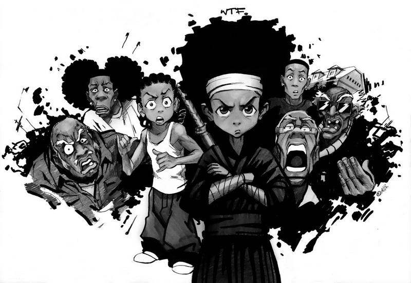 smiley-free-the-boondocks-jpg-phone-by-xdeeznutzx-107858