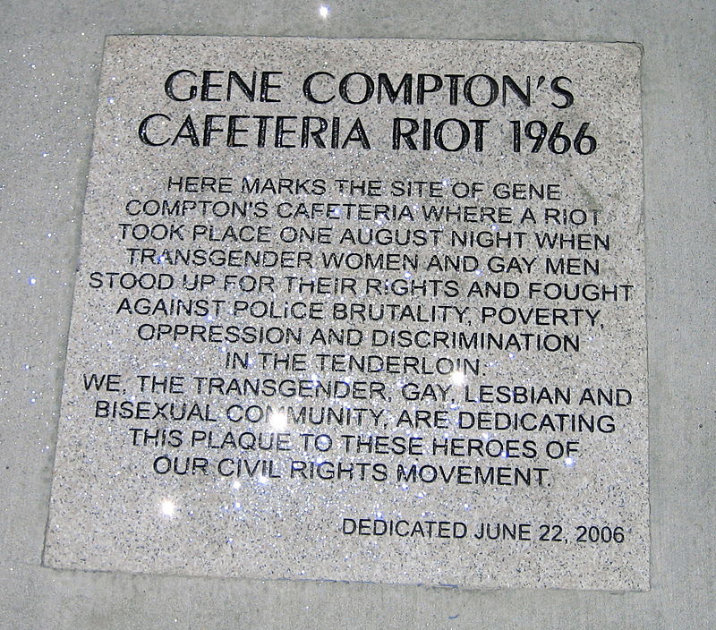 Plaque-commemorating-Compton-s-Cafeteria-riot-SF-Tenderloin