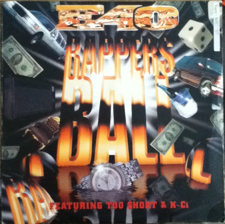 E-40 Too Short K-Ci Rappers_Ball_Cover