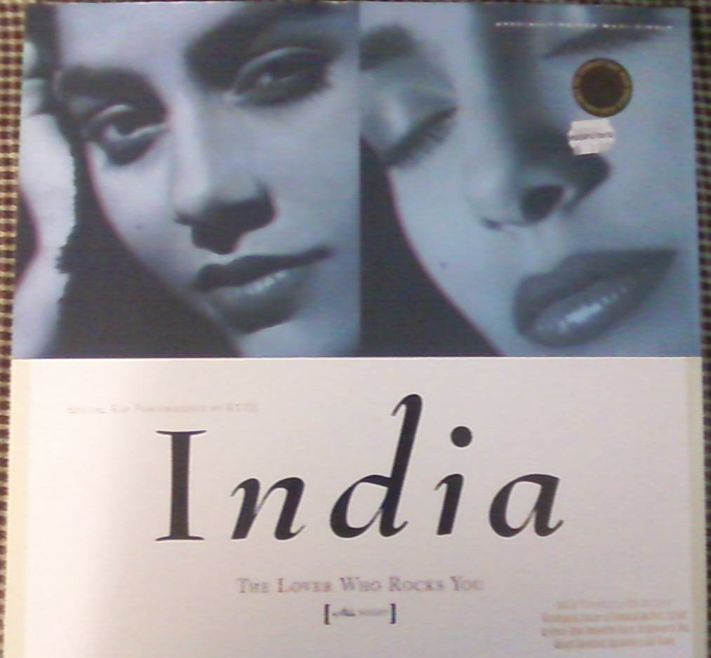 India - Lover Who Rocks You