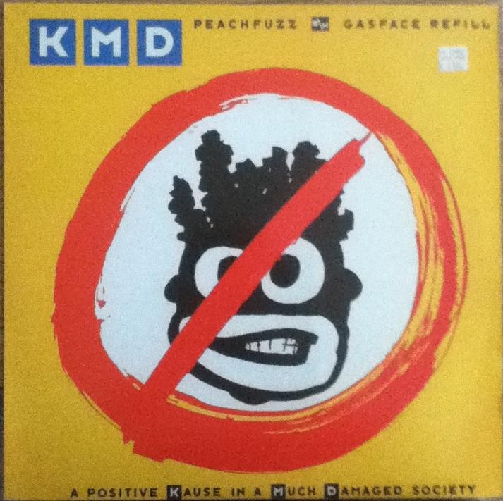KMD Peach Fuzz_Gasface_Cover