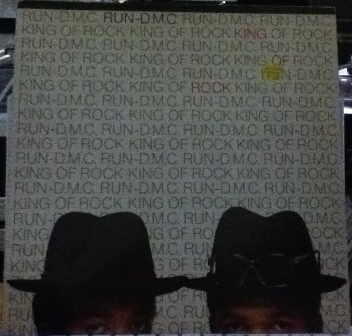 Run DMC Kings of Rock