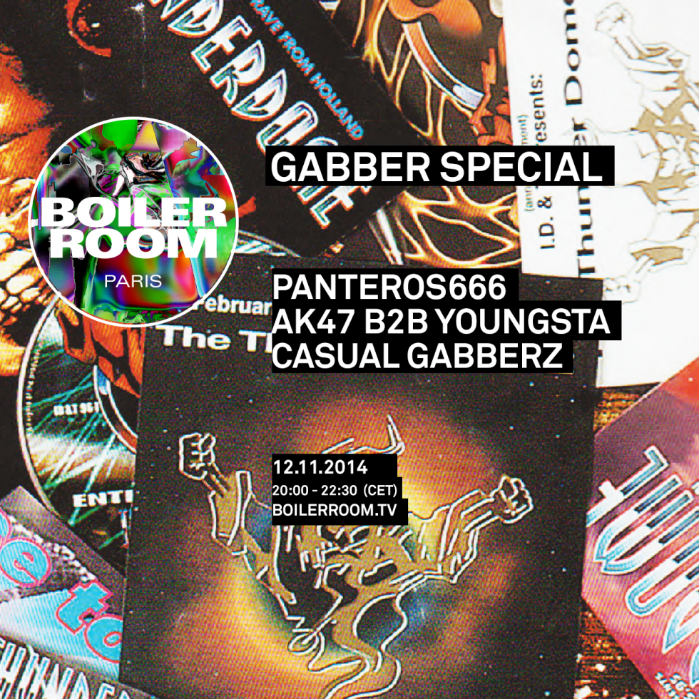 Boiler Room Paris - GABBER_FLYER-980x980