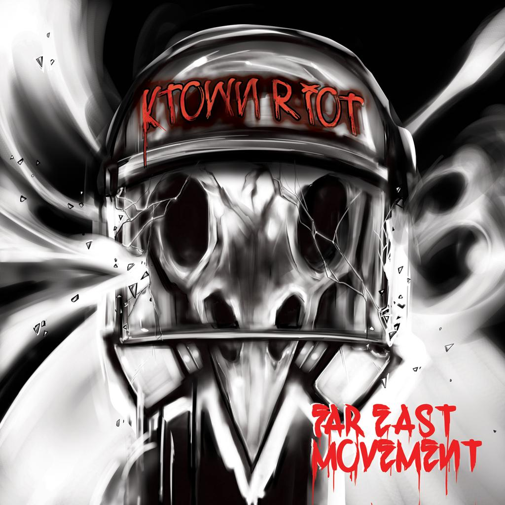 Far East Movement - KTown Riot EP Cover -Eric Pineda aka Playkill_ImageProxy.mvc_180