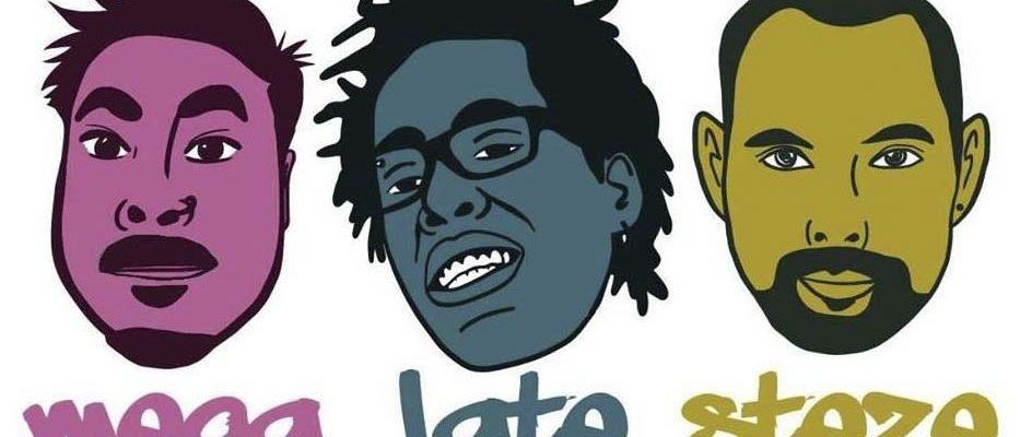 Mega Late Show logo